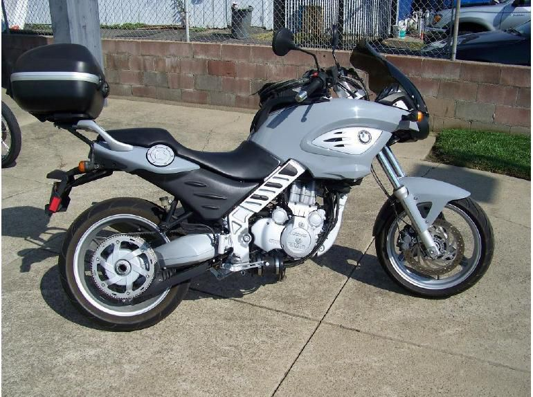 List Of Bmw Motorcycles