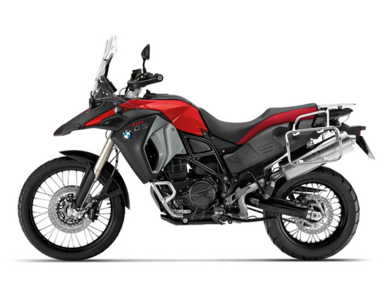 BMW F 800 GS Adventure Travel