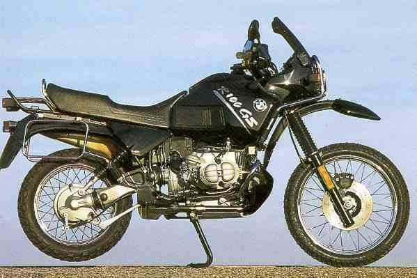 BMW R 100 GS PD Classic