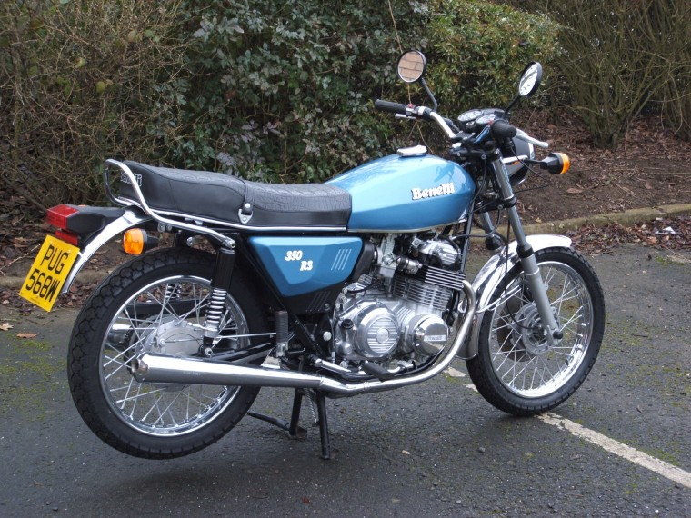 Benelli 350 RS