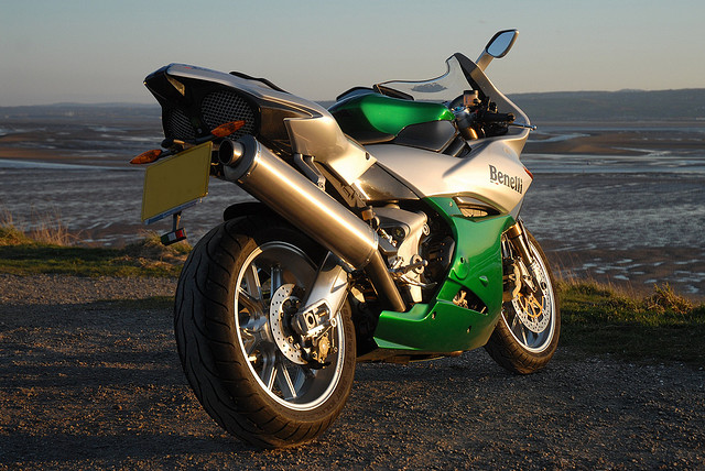 Benelli Tornado Limited Edition (Italian version)