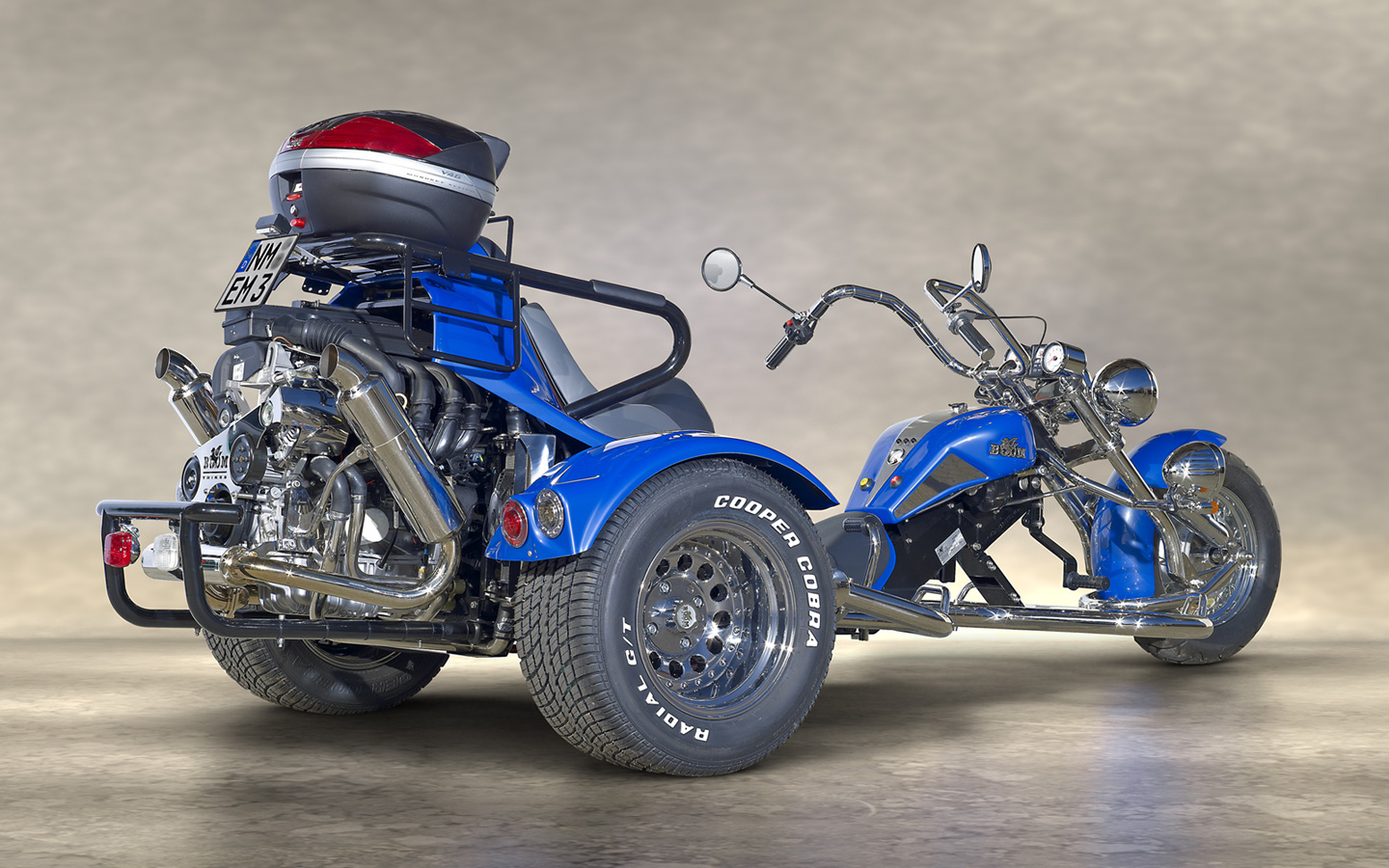 Boom Trikes Muscle Low Rider