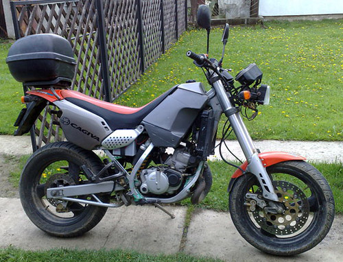 Cagiva 125 Super City