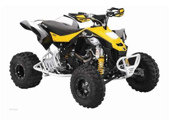 Can-Am DS 450 EFI X xc