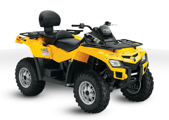 Can-Am Outlander 500