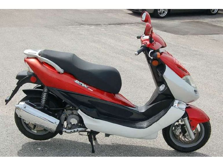 Kymco Bet  and  Win 250