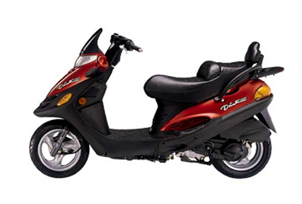 Kymco Dink (Yager) 50 A/C