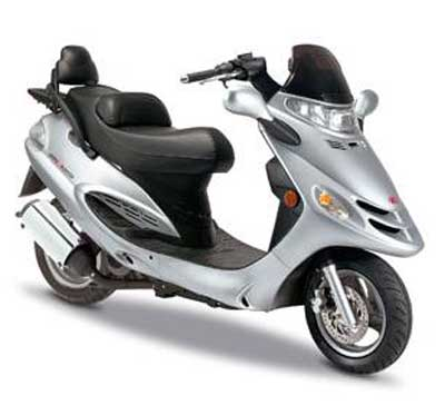 Kymco Dink / Yager 125