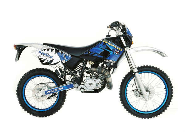 Sherco 125 Enduro Shark Replica