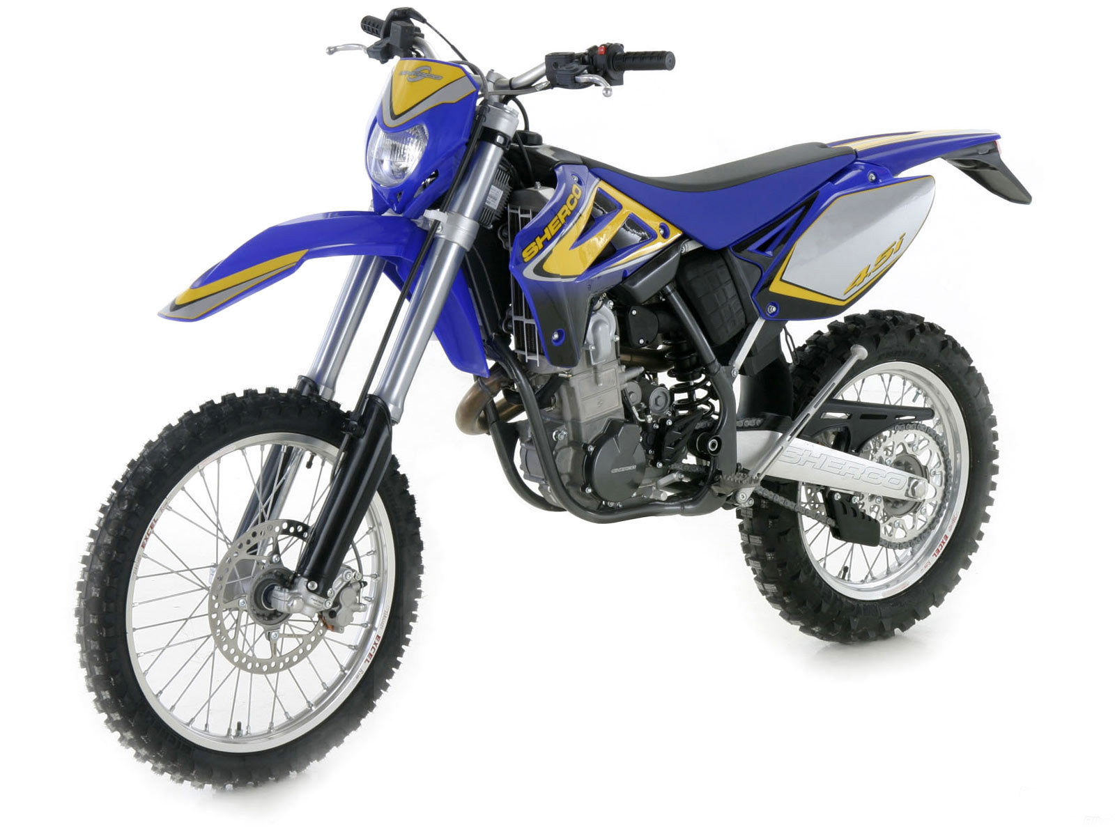 Sherco 125cc Enduro Shark Replica