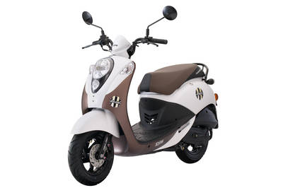 List of Sym motorcycles