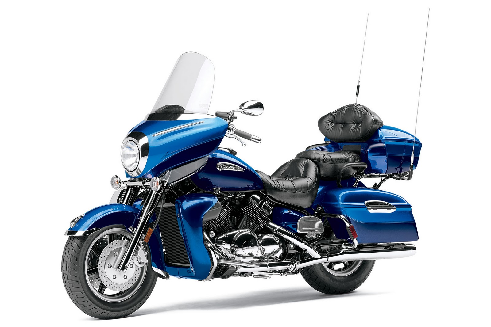 Yamaha Royal Star Reliability